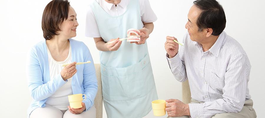 健康な歯の予防について