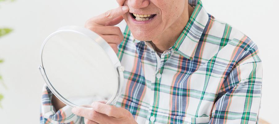 シニア世代の歯の健康